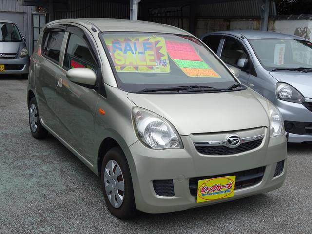 沖縄県の中古車ならミラ メモリアルエディション Wエアバック・ABS・電動格納ミラー・キーレス