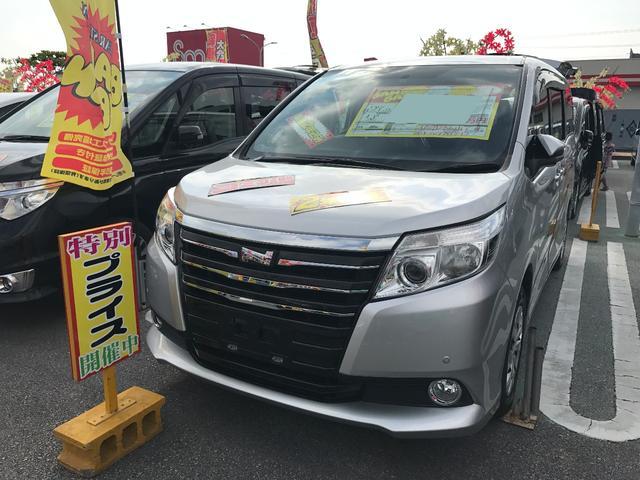 トヨタ X ワンセグナビ バックモニター