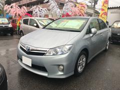 沖縄の中古車 トヨタ SAI 車両価格 80万円 リ済込 平成22年 8.1万K ライトブルー