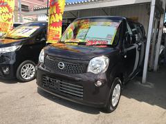 沖縄の中古車 日産 モコ 車両価格 51万円 リ済込 平成24年 5.6万K Dブラウン