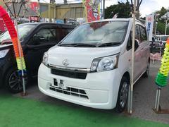 沖縄の中古車 ダイハツ ムーヴ 車両価格 47万円 リ済込 平成25年 8.1万K ホワイト