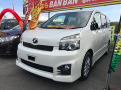 沖縄の中古車 トヨタ ヴォクシー 車両価格 105万円 リ済込 平成23年 8.3万K パール