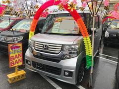 N BOXカスタムG・ターボパッケージ ワンセグナビ