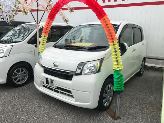 沖縄県の中古車ならムーヴ L SA アイドリングストップ