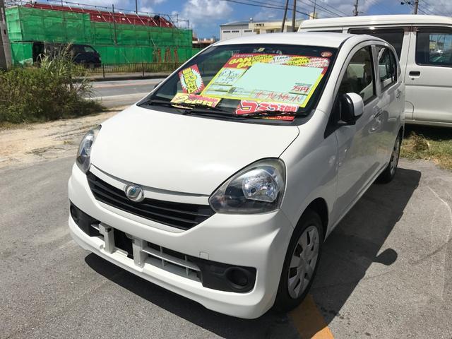 沖縄県の中古車ならミライース L アイドリングストップ