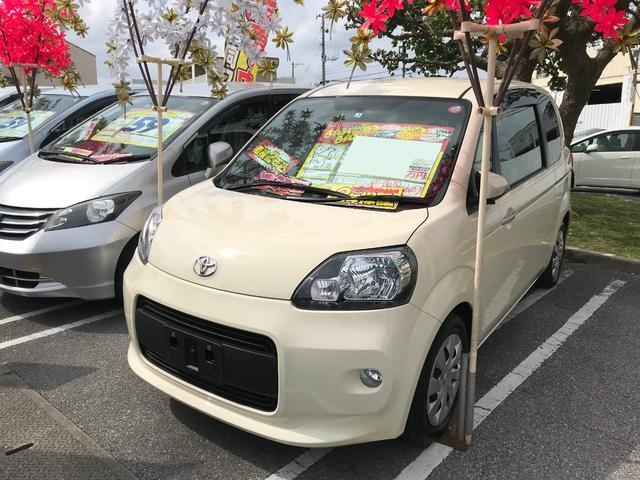 トヨタ ポルテ X ETC