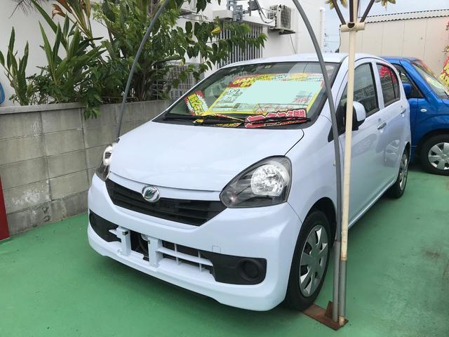 沖縄県の中古車ならミライース L SA アイドリングストップ