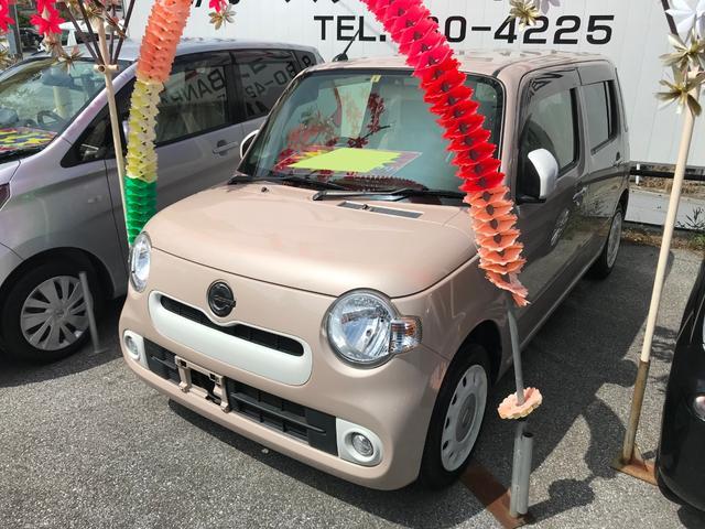 沖縄県の中古車ならミラココア ココアX アイドリングストップ