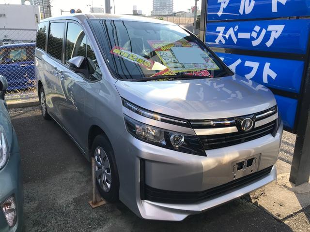 トヨタ X ナビ バックモニター