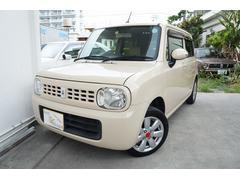 沖縄の中古車 スズキ アルトラパン 車両価格 63万円 リ済込 平成23年 7.1万K ベージュM