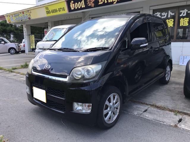 沖縄県沖縄市の中古車ならムーヴ カスタム X AT フル装備 CD スマートキー