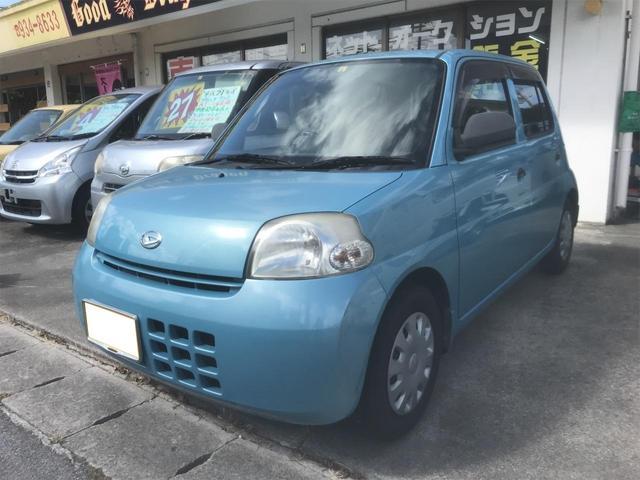 沖縄県の中古車ならエッセ  ワンオーナー パワーステアリング パワーウィンドウ エアコン キーレス CD オートマチック