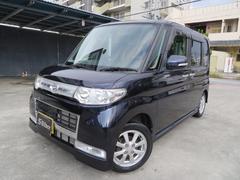 沖縄の中古車 ダイハツ タント 車両価格 59万円 リ済込 平成21年 6.2万K 紺M