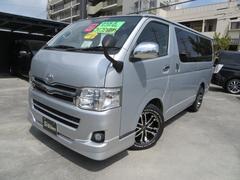 沖縄の中古車 トヨタ ハイエースバン 車両価格 215万円 リ済込 平成23年 5.2万K シルバー