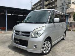 沖縄の中古車 スズキ パレット 車両価格 43万円 リ済込 平成21年 10.7万K シルバー