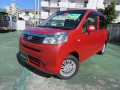 沖縄の中古車 ホンダ ライフ 車両価格 63万円 リ済込 平成23年 4.6万K レッド