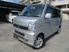 沖縄の中古車 スズキ エブリイワゴン 車両価格 59万円 リ済込 平成17年 3.8万K シルバー