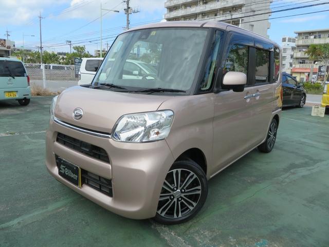 沖縄県沖縄市の中古車ならタント X SAII