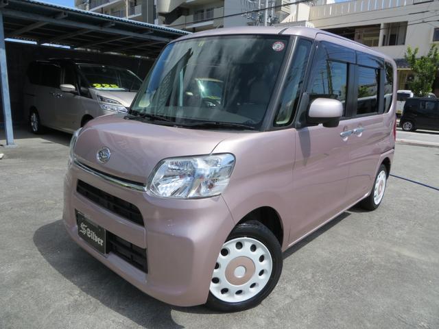 沖縄県沖縄市の中古車ならタント X