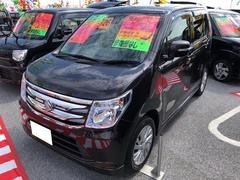 沖縄の中古車 スズキ ワゴンR 車両価格 86万円 リ済込 平成26年 8.2万K ブラウン