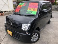 沖縄の中古車 スズキ MRワゴン 車両価格 63万円 リ済込 平成25年 8.2万K ブラック