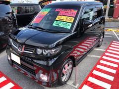 沖縄の中古車 ホンダ ゼストスパーク 車両価格 63万円 リ済込 平成23年 7.0万K ブラック