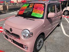 沖縄の中古車 ダイハツ ミラココア 車両価格 93万円 リ済込 平成26年 1.3万K ピンク