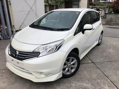 沖縄の中古車 日産 ノート 車両価格 79万円 リ済込 平成25年 5.0万K パール