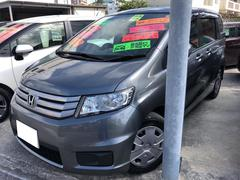 沖縄の中古車 ホンダ フリードスパイク 車両価格 64万円 リ済込 平成22年 8.8万K グレー
