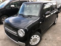 沖縄の中古車 スズキ アルトラパンショコラ 車両価格 86万円 リ済込 平成26年 2.8万K ブラック