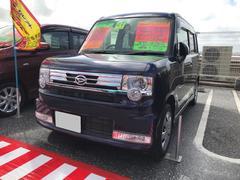 沖縄の中古車 ダイハツ ムーヴコンテ 車両価格 89万円 リ済込 平成27年 4.5万K 紺