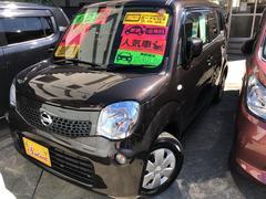沖縄の中古車 日産 モコ 車両価格 73万円 リ済込 平成25年 4.2万K ブラウン