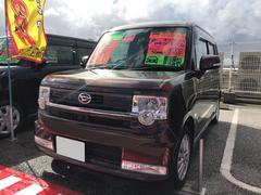 沖縄の中古車 ダイハツ ムーヴコンテ 車両価格 76万円 リ済込 平成23年 6.0万K ブラウン