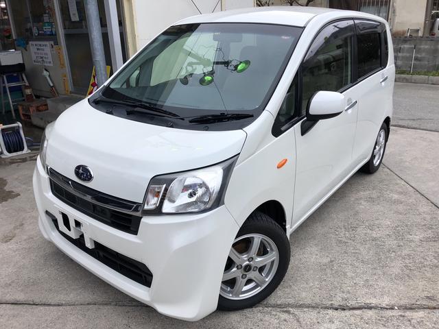沖縄の中古車 スバル ステラ 車両価格 63万円 リ済込 平成25年 6.6万km パール