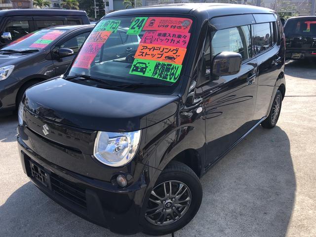 沖縄の中古車 スズキ MRワゴン 車両価格 56万円 リ済込 平成24年 8.6万km ブラウン