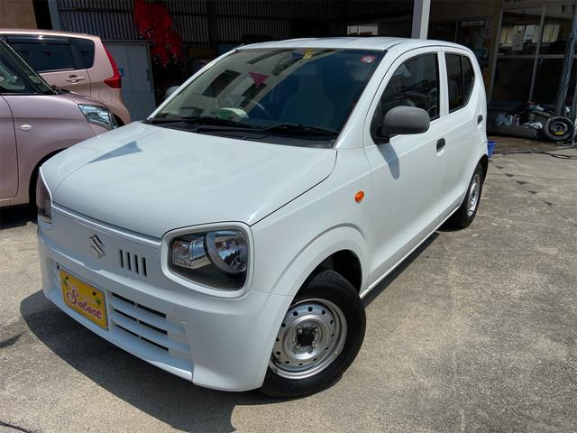 沖縄県沖縄市の中古車ならアルト VP 2年保証 修復歴無し レーダーブレーキサポート ETC