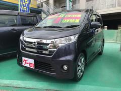 沖縄の中古車 日産 デイズ 車両価格 67万円 リ済込 平成25年 6.3万K パープル