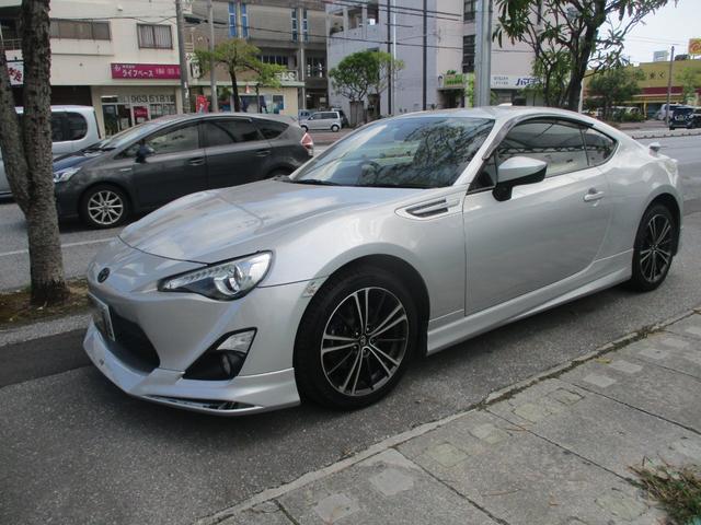沖縄県の中古車なら86 GT モデリスタフルエアロ