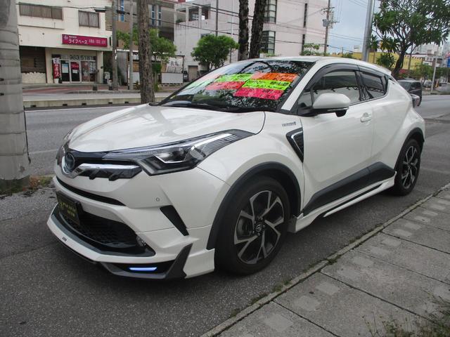 沖縄県沖縄市の中古車ならC-HR G