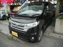 沖縄の中古車 日産 デイズ 車両価格 73万円 リ済込 平成26年 10.0万K ブラックM