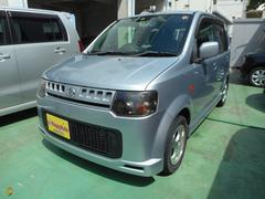 沖縄の中古車 日産 オッティ 車両価格 35万円 リ済込 平成20年 8.3万K シルバーM