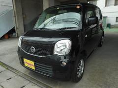 沖縄の中古車 日産 モコ 車両価格 45万円 リ済込 平成25年 10.3万K ブラックM