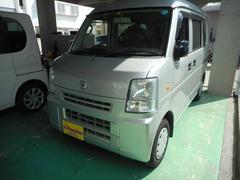 沖縄の中古車 日産 NV100クリッパーバン 車両価格 57万円 リ済込 平成26年 9.5万K シルバーM
