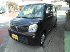 沖縄の中古車 日産 モコ 車両価格 44万円 リ済込 平成24年 10.3万K DブラウンM