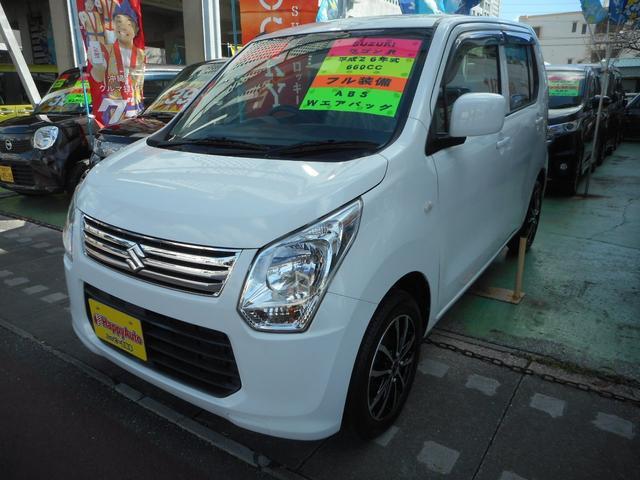 沖縄県沖縄市の中古車ならワゴンR FX