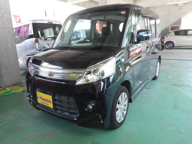 沖縄県沖縄市の中古車ならスペーシアカスタム XS