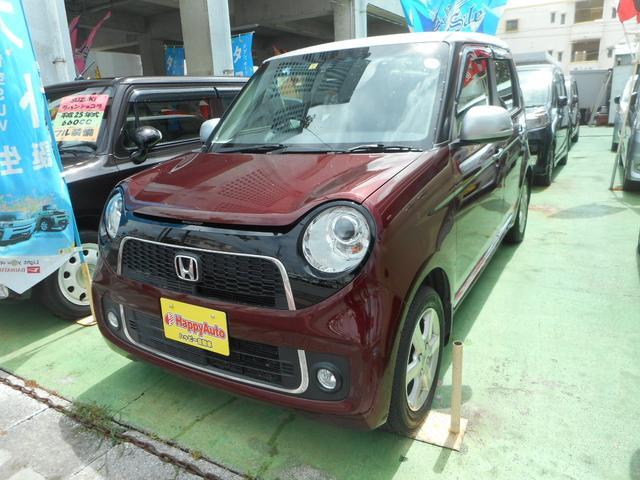 沖縄県の中古車ならN-ONE プレミアム SSパッケージ