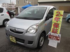 沖縄の中古車 ダイハツ ミラ 車両価格 29万円 リ済込 平成24年 5.0万K グレー