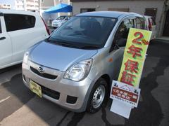 沖縄の中古車 ダイハツ ミラ 車両価格 27万円 リ済込 平成24年 5.6万K シルバー