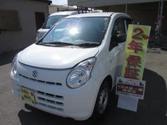 沖縄の中古車 スズキ アルト 車両価格 28万円 リ済込 平成24年 4.1万K ホワイト